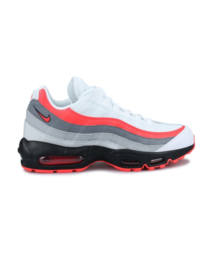 NIKE AIR MAX 95 ESSENTIAL BLANC 749766-112