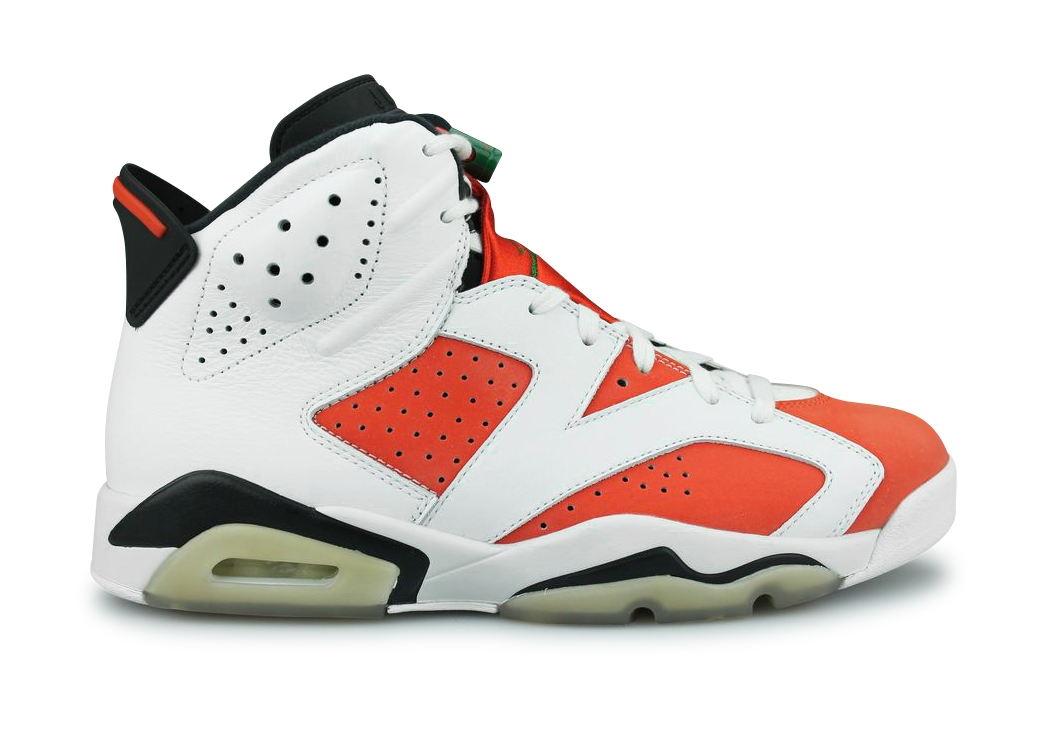 AIR JORDAN 6 RETRO GATORADE BLANC 384664 145