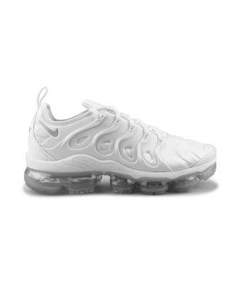 NIKE AIR VAPORMAX PLUS BLANC 924453-100