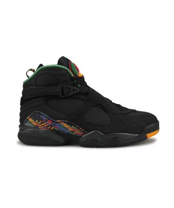 AIR JORDAN 8 RETRO NOIR 305381-004