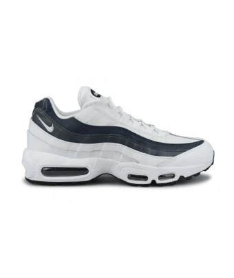 NIKE AIR MAX 95 ESSENTIAL BLANC 749766-114