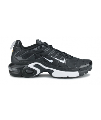 NIKE AIR MAX PLUS SE JUNIOR NOIR AR0491-001