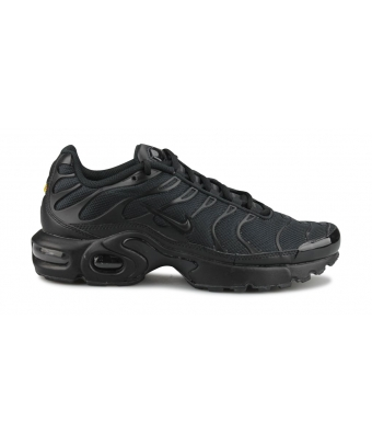 NIKE AIR MAX PLUS TN TUNED JUNIOR NOIR 655020-009