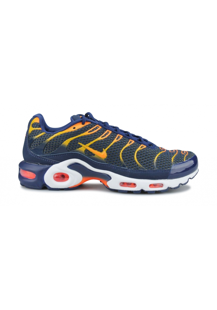 new arrival c8c57 aea2a Basket Homme NIKE AIR MAX PLUS TN TUNED BLEU 852630-408. NIKE AIR MAX PLUS  BLEU 852630-408