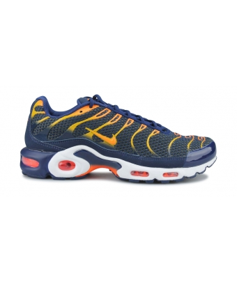 NIKE AIR MAX PLUS TN TUNED BLEU 852630-408