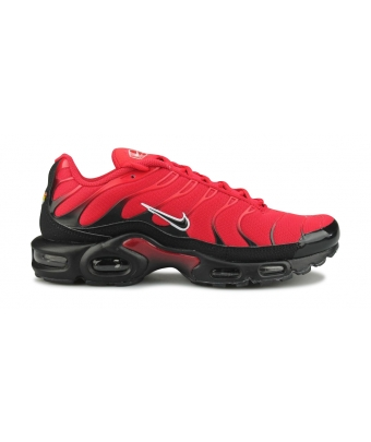 NIKE AIR MAX PLUS TN TUNED ROUGE 852630-603