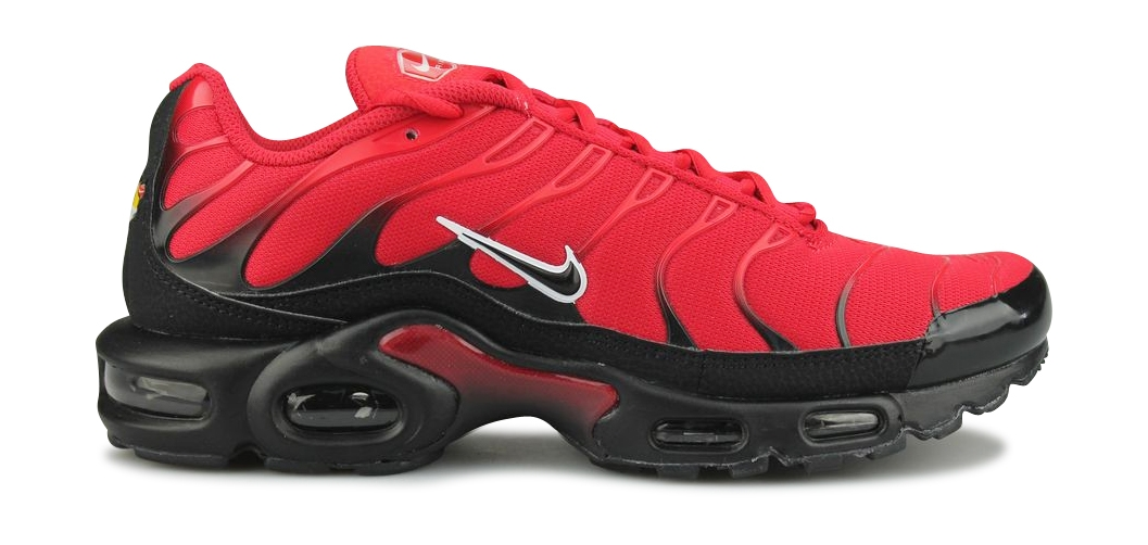 NIKE AIR MAX PLUS TN TUNED ROUGE 852630 603