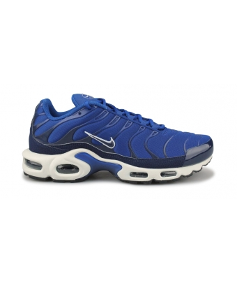 NIKE AIR MAX PLUS BLEU 852630-409