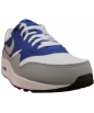 NIKE AIR MAX 1 JUNIOR BLANC ET BLEU
