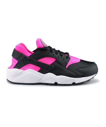 WMN NIKE AIR HUARACHE RUN Noir 634835-604