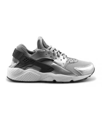 WMNS NIKE AIR HUARACHE RUN GRIS LOUP 634835-014