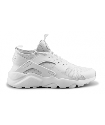 Nike Air Huarache 318429-023 Baskets Gris Gris