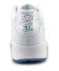 NIKE WMNS AIR MAX 90 PREMIUM BLANC 443817-104