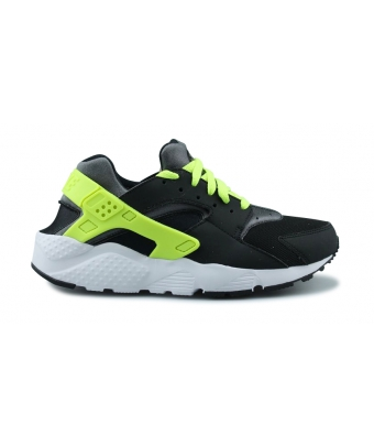 NIKE HUARACHE RUN JUNIOR NOIR 654275-017