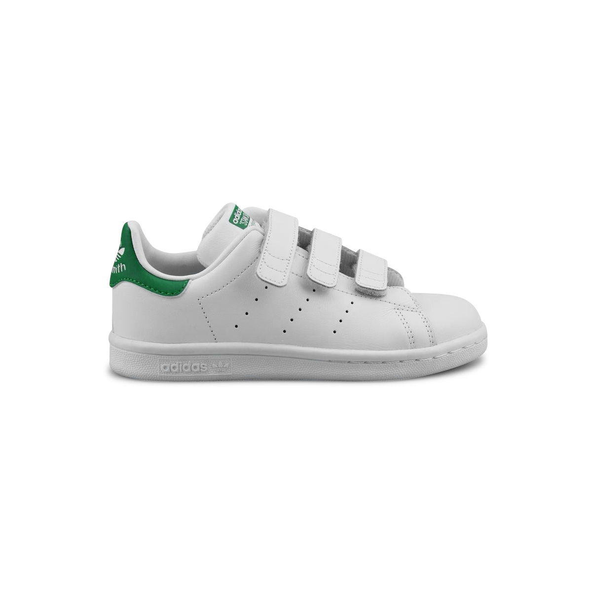 adidas originals stan smith enfant blanc m20607 achat et vente. Black Bedroom Furniture Sets. Home Design Ideas