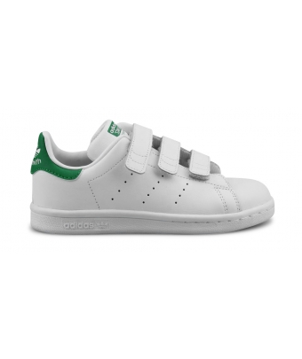 ADIDAS ORIGINALS STAN SMITH ENFANT BLANC M20607
