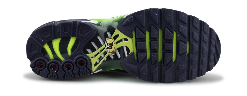 quality design f337b 68b60 ... Basket Nike Air Max Plus Junior Bleu
